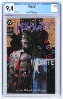 "1988 ""Hellblazer"" Issue #2 DC Comic Book (CGC 9.4) at PristineAuction.com"