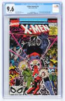 "1990 ""X-Men"" Annual Issue #14 Marvel Comic Book (CGC 9.6) at PristineAuction.com"