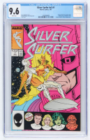 "1987 ""Silver Surfer"" Issue #1 Marvel Comic Book (CGC 9.6) at PristineAuction.com"