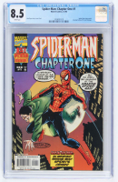 """Spider-Man: Chapter One"" Issue #1 Marvel Comic Book (CGC 8.5) at PristineAuction.com"