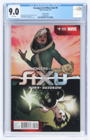 """""""Avengers & X-Men: Axis"""" Issue #9 Marvel Comic Book (CGC 9.0) at PristineAuction.com"""