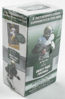 2012 Leaf Draft Pick Football Box with (80) Cards at PristineAuction.com