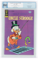 "1975 ""Uncle Scrooge"" Issue #120 Walt Disney Comic Book (PGX 8.0) at PristineAuction.com"
