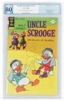 "1975 ""Uncle Scrooge"" Issue #121 Walt Disney Comic Book (PGX 8.0) at PristineAuction.com"