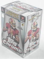 2012 Topps Chrome Football Blaster Box with (29) Cards at PristineAuction.com
