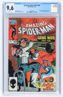 "1986 ""The Amazing Spider-Man"" Issue #285 Marvel Comic Book (CGC 9.6) at PristineAuction.com"