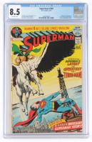"1972 ""Superman"" Issue #249 D.C Comic Book (CGC 8.5) at PristineAuction.com"