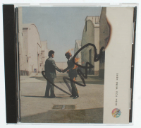 """Nick Mason Signed Pink Floyd """"Wish You Were Here"""" CD Booklet (JSA COA) (See Description) at PristineAuction.com"""
