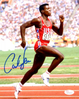 Carl Lewis Signed Team USA 8x10 Photo (JSA COA) at PristineAuction.com