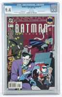 "1994 ""Batman Adventures Annual"" Issue #1 DC Comic Book (CGC 9.4) at PristineAuction.com"
