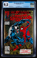 """1993 """"The Amazing Spider-Man"""" Issue #375 Marvel Comic Book (CGC 9.2) at PristineAuction.com"""