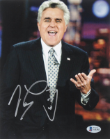 Jay Leno Signed 8x10 Photo (Beckett COA) at PristineAuction.com