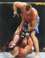 """Chuck """"The Iceman"""" Liddell Signed UFC 8x10 Photo (Beckett COA) at PristineAuction.com"""