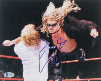 Edge Signed WWE 8x10 Photo (Beckett COA) at PristineAuction.com