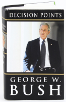 "George W. Bush Signed ""Decision Points"" Hardcover Book (JSA LOA) at PristineAuction.com"