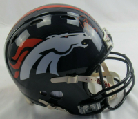 Peyton Manning Signed Broncos Full-Size Authentic On-Field Helmet (Steiner COA) at PristineAuction.com