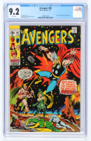 "1971 ""Avengers"" Issue #84 Marvel Comic Book (CGC 9.2) at PristineAuction.com"
