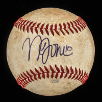 Nolan Jones Signed Baseball (JSA COA) at PristineAuction.com