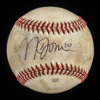 Nolan Jones Signed Baseball (JSA COA) at PristineAuction.com