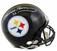 Franco Harris Signed Steelers Full-Size Authentic On-Field Helmet (Beckett COA) at PristineAuction.com