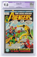 "1972 ""Avengers"" Issue #101 Marvel Comic Book (CGC 9.0) at PristineAuction.com"