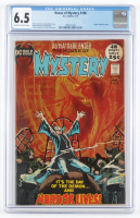 "1972 ""House of Mystery"" Issue #198 DC Comics Comic Book (CGC 6.5) at PristineAuction.com"