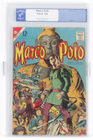 "1962 ""Marco Polo"" Comic Book (CGC 5.0) at PristineAuction.com"