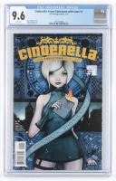 "2010 ""Cinderella: From Fabletown with Love"" Issue #1 DC Comics / Vertigo Comic Book (CGC 9.6) at PristineAuction.com"