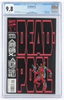 "1993 ""Deadpool"" Issue #1 Marvel Comic Book (CGC 9.8) at PristineAuction.com"