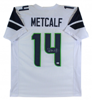 D. K. Metcalf Signed Jersey (Beckett COA) at PristineAuction.com