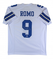 Tony Romo Signed Jersey (Beckett COA) at PristineAuction.com