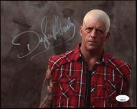 "Dustin ""Goldust"" Rhodes Signed 8x10 Photo (JSA COA) at PristineAuction.com"