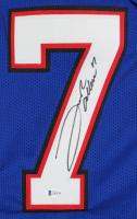Josh Allen Signed Jersey (Beckett COA) at PristineAuction.com