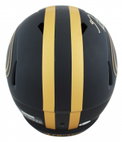 George Kittle Signed 49ers Full-Size Eclipse Alternate Speed Helmet (Beckett COA) at PristineAuction.com