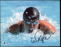 Natalie Coughlin Signed 8x10 Photo (Beckett COA) at PristineAuction.com