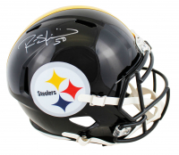 Ryan Shazier Signed Steelers Full-Size Speed Helmet (Beckett COA) at PristineAuction.com