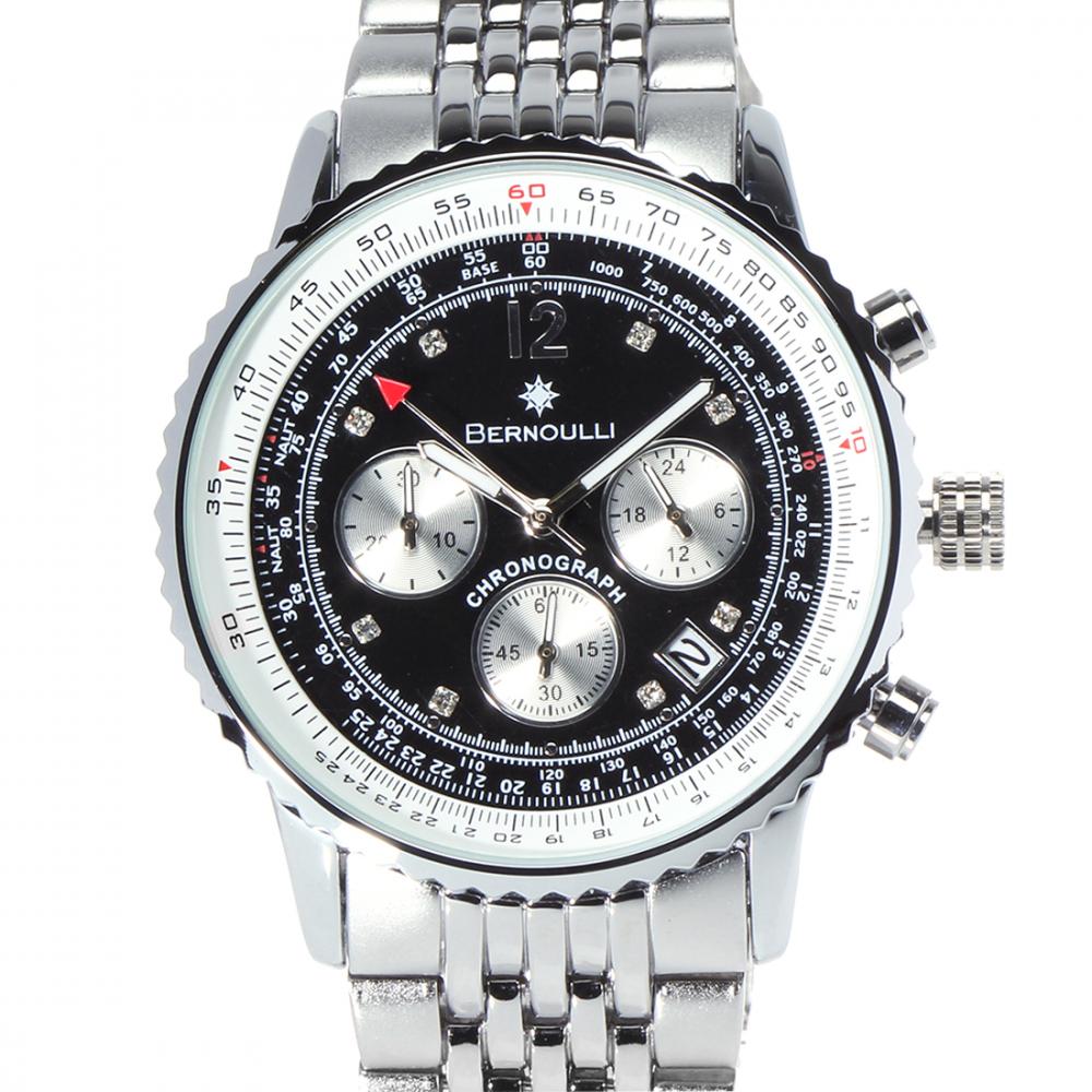 Bernoulli Aviator Men's Watch at PristineAuction.com