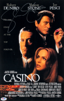 "Sharon Stone Signed ""Casino"" 11x17 Photo (PSA COA) at PristineAuction.com"