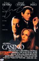 "Sharon Stone Signed ""Casino"" 11x17 Photo (PSA COA) at PristineAuction.com"