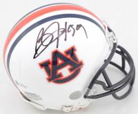 Bo Jackson Signed Auburn Tigers Mini Helmet (Beckett COA & Jackson Hologram) at PristineAuction.com
