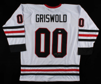 Chevy Chase Signed Hockey Jersey (Beckett COA) at PristineAuction.com
