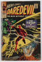 """Vintage 1966 """"Daredevil: The Trap Is Sprung!"""" Vol. 1 Issue #21 Marvel Comic Book at PristineAuction.com"""