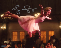 "Jennifer Grey Signed ""Dirty Dancing"" 8x10 Photo (Schwartz COA) at PristineAuction.com"