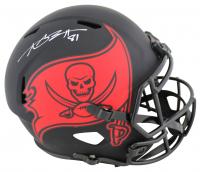 Antonio Brown Signed Buccaneers Full-Size Eclipse Alternate Speed Helmet (JSA COA) at PristineAuction.com