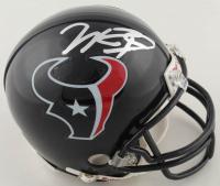 Will Fuller Signed Texans Mini Helmet (PSA COA) at PristineAuction.com