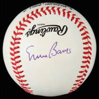 Ernie Banks Signed ONL Baseball (JSA COA) at PristineAuction.com