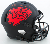 Patrick Mahomes Signed Chiefs Full-Size Eclipse Alternate Speed Helmet (JSA COA) at PristineAuction.com