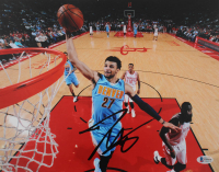 Jamal Murray Signed Nuggets 11x14 photo (Beckett COA) at PristineAuction.com