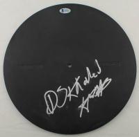 DJ Khaled Signed Turntable Platter Mat (Beckett COA) at PristineAuction.com
