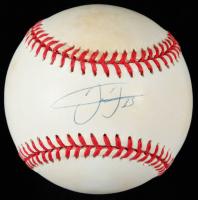 Frank Thomas Signed OAL Baseball (Beckett Hologram) at PristineAuction.com